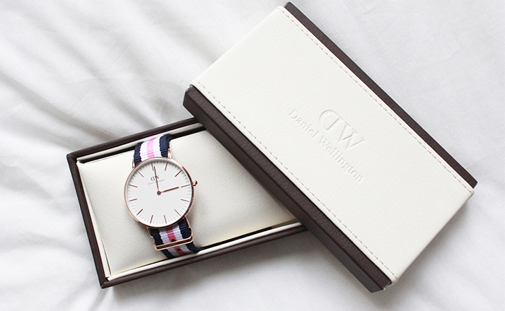 DANIEL WELLINGTON-UNE