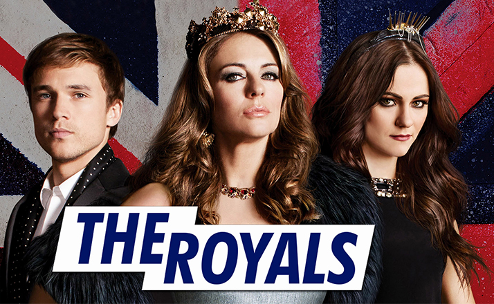 5 raisons de regarder The Royals