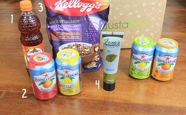 DEGUSTABOX AVRIL 2 copie