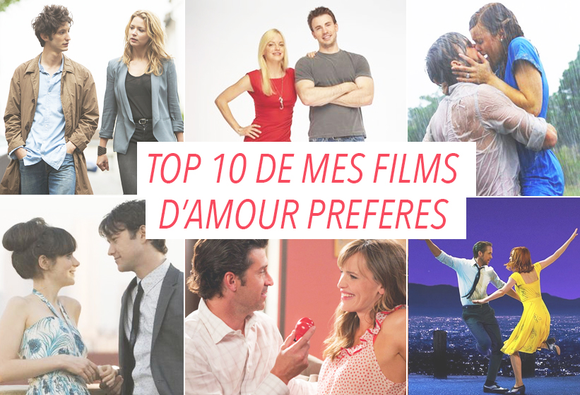 Top 10 des films d'amour ❤️ Love, love, love