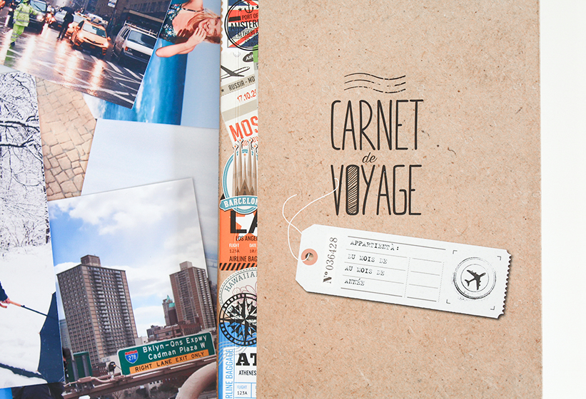 Travel Diary #1 – Faire son carnet de voyage